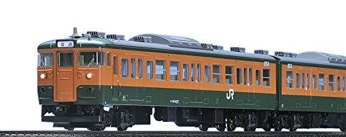 TOMIX HOゲージ 115 1000系近郊電車 湘南色・冷房 基本セット 4両 HO-9024 鉄道模型 電車