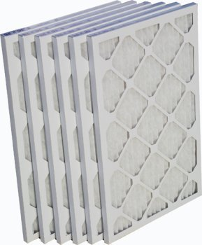 10x10x1 EZ-Pleat MERV 8 Air Filters