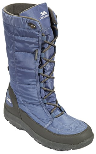 Subedge Bottes blue Bleu Femme Trespass Ice qYwdCqB