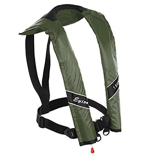 Eyson Slim Inflatable Pfd Life Jacket Life Vest Adult