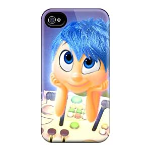 Excellent Cell-phone Hard Covers For Iphone 4/4s (svH4937bXxx) Unique Design Realistic Inside Out Series