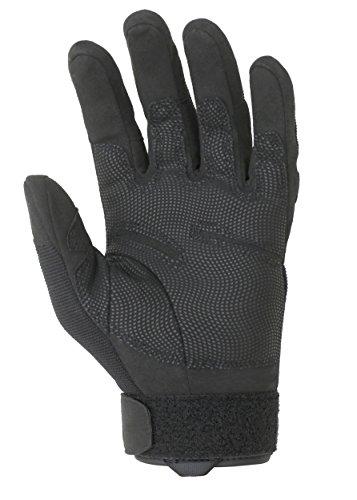Seibertron® Homme Noir S.O.L.A.G. Armée Special Ops Plein assaut Gants Finger/Gants d'assaut légers Tactique Pleine… 3