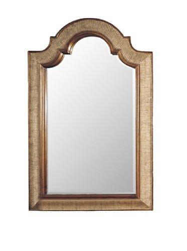 Amazon Com Bassett Mirror Excelsior Wall Mirror Silver