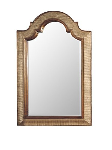 Bassett Mirror Excelsior Wall Mirror, Silver/Gold Review