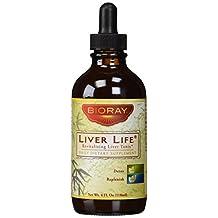 Bioray Liver Life Revitalizing Liver Tonic, 4 Fluid Ounce
