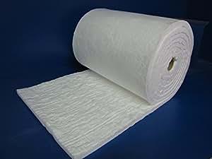 Ceramic Fiber Insulation Blanket 3 4 Quot X 24 Quot X 30 Feet