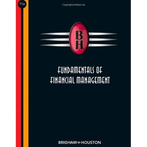 Fundamentals of Financial Management - Book Only
