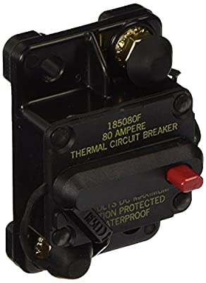 Bussmann CB185-80 High-Amp Breaker