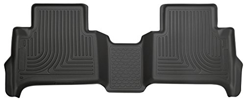 Husky Liners 2nd Seat Floor Liner Fits 15-19 Colorado/Canyon Crew Cab