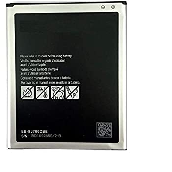 Amazon.com: Galaxy J7 EB-BJ700BBU 3000mAh original battery ...