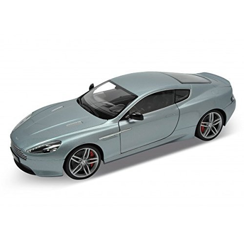 Coupe Db9 Aston Martin (Kyosho Willie 1/18 Aston Martin DB9 Coupe Silver finished product)