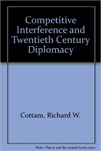 Kostenlose iPhone Ebooks Downloads Competitive Interference and Twentieth Century Diplomacy PDF MOBI 0822983990