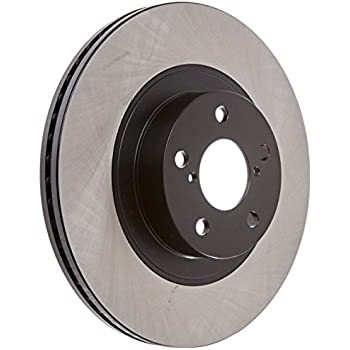 Centric Parts 120.47026 Premium Brake Rotor with E-Coating