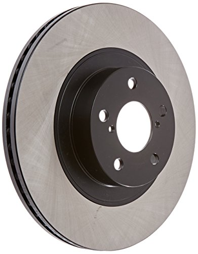 Centric Parts 120.47021 Premium Brake Rotor with E-Coating ()