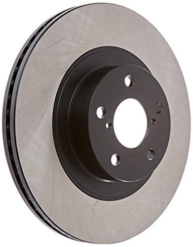 Centric Brake Rotors - Centric Parts 120.47021 Premium Brake Rotor with E-Coating