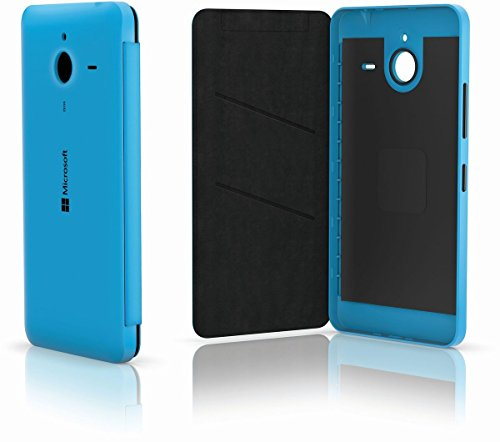 genuine-microsoft-cc-3090-flip-case-book-cover-with-card-holder-for-lumia-640-xl-cyan