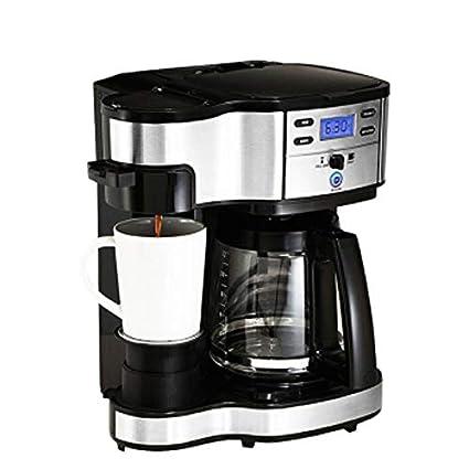 LJHA kafeiji Máquina de café Estadounidense, máquina de café para el hogar máquina de café