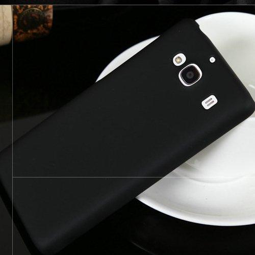 official photos 1a4a9 c33a0 ImagineDesign WOW Imagine Rubberised Matte Hard Back Case Cover for XIAOMI  MI REDMI 2/REDMI 2 PRIME (Black)