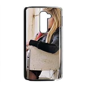 ORIGINE Avril Lavigne Design Pesonalized Creative Phone Case For LG G2 by icecream design