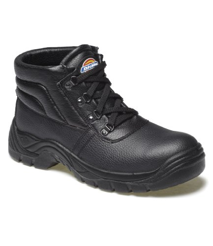 Donna nero Scarpe Antinfortunistiche Nero Dickies fpwYqETWf