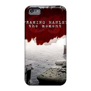 Customcases88 Apple Iphone 6 Plus Protective Hard Phone Cases Customized High-definition Framing Hanley Image [PEG1198jWWZ]