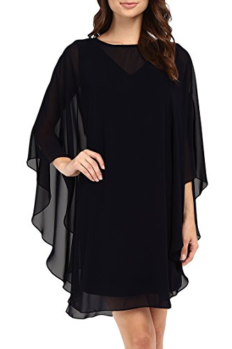 cape dress - 6