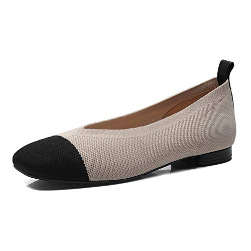 1to9 Con Mujer Beige Cuña Sandalias Mms06418 nqyawrqPYW