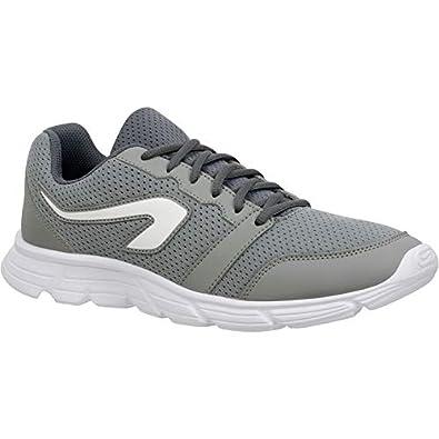 aca67db85d6 KALENJI Decathlon (Germany) Men's PU EVA Running Sports Grey Shoes