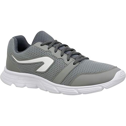finest selection d2a46 f2079 KALENJI BY DECATHLON Mens Running Shoes - Grey (10.5 UK  45 ...