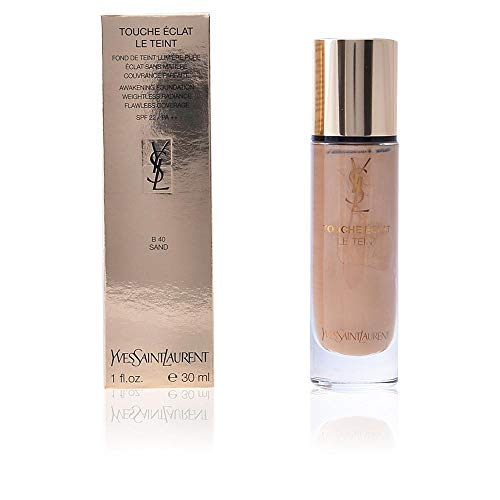 Yves Saint Laurent Le Teint Touche Eclat SPF 22 No. BR50 Cool Honey Awakening Foundation for Women, 1 Ounce (Touche Eclat Best Price)