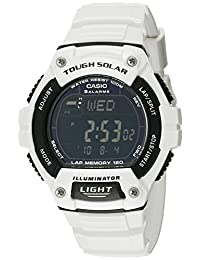 Casio Unisex Adult WS220C-7BV Casio Tough Solar Powered Sport Watch