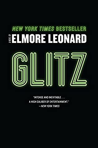 book cover of Glitz