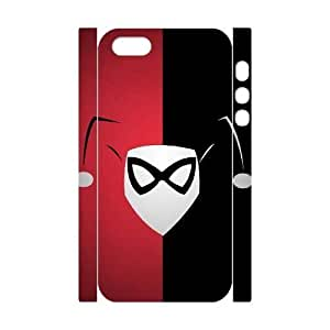 Harley Quinn DIY 3D Cell Phone Case for iPhone 6 plus 5.5 LMc-38522 at LaiMc by kobestar