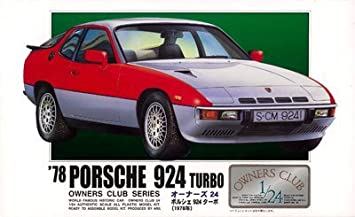 78 Porsche 924 Turbo (24) (1/24) Owners Club