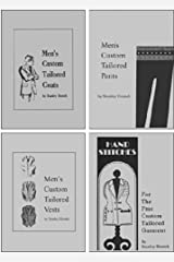 Stanley Hostek Tailoring Book Collection, Set of 4 Spiral-bound