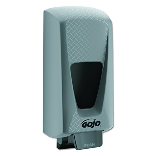 GOJO 750001 PRO 5000 Hand Soap Dispenser, 5000mL, Black