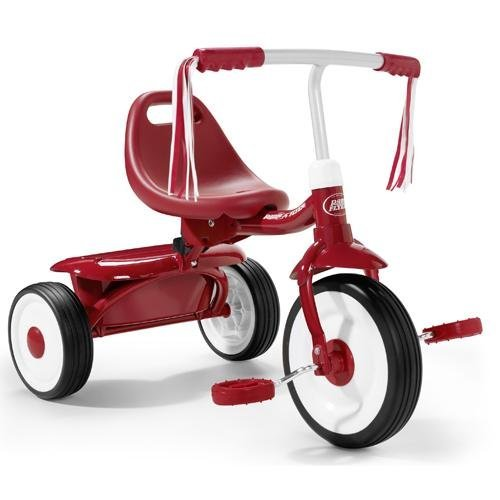Radio Flyer 415 Fold 2 Go Trike (Tricycle Fold 2 Go Trike)