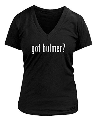 got-bulmer-juniors-cut-womens-v-neck-t-shirt-various-sizes-colors-black-large