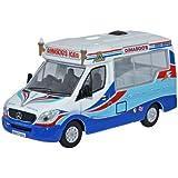 Oxford Diecast 76WM002 Dimascios Whitby Mondial Ice Cream Van