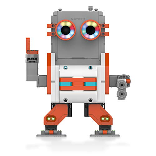 UBTECH JIMU Robot Astrobot Series: Cosmos Kit / App-Enabled Building and Coding STEM Learning Kit (387 Parts and Connectors) by UBTECH (Image #1)