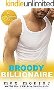 Broody Billionaire : The Wes Lancaster Collection