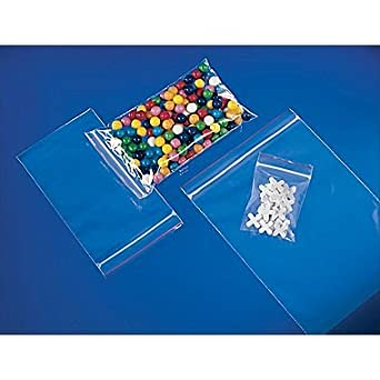 c8fe98823d6 Image Unavailable. Image not available for. Color  6 quot  x 9 quot , 2 Mil  Clear Zip Lock Bags, Case of 1000
