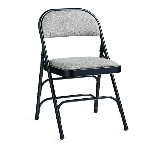 All Steel Fabric Padded Folding Chair Color: (Samsonite Fabric Chair)
