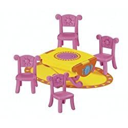 Fisher-Price Dora the Explorer-Dora Magical Welcome House-Dining Room