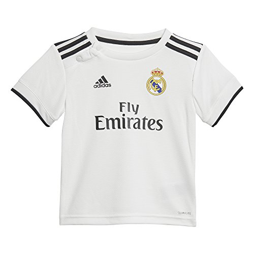 adidas 2018-2019 Real Madrid Home Baby Kit