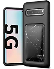 Galaxy S10 5G Case, VRS Design Shockproof Slim Case [Damda High Pro Shield] Reinforced Corners Compatible with Galaxy S10 5G, 6.7 inch (2019)