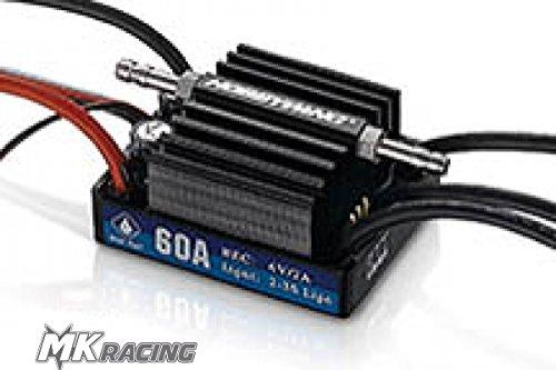 Hobbywing Seaking Stiefelregler 60A SBEC 3A 2-3s V3 V3 V3 1ecc84