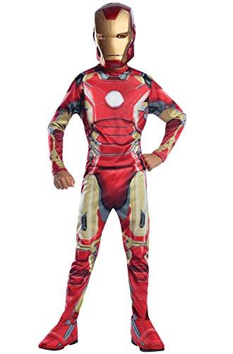 Rubie's Costume Avengers 2 Age of Ultron Child's Iron Man Mark 43 Costume, Large -