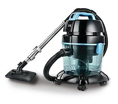 Kalorik Pure Air-Water Filtration Vacuum Cleaner, Blue