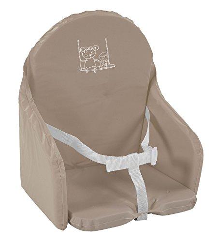 Looping - Cojín para silla de bebé, diseño de conejos Multicolor Lapin pyjama: Amazon.es: Bebé